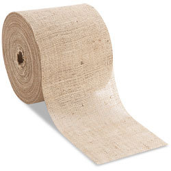 "8"" Wide Burlap - 100 Yard Roll"