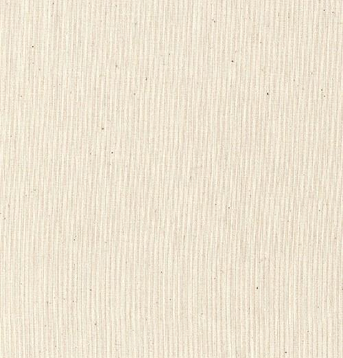 "Muslin Fabric -Colonial 108"" Natural 68x68 12 yd Bolt"