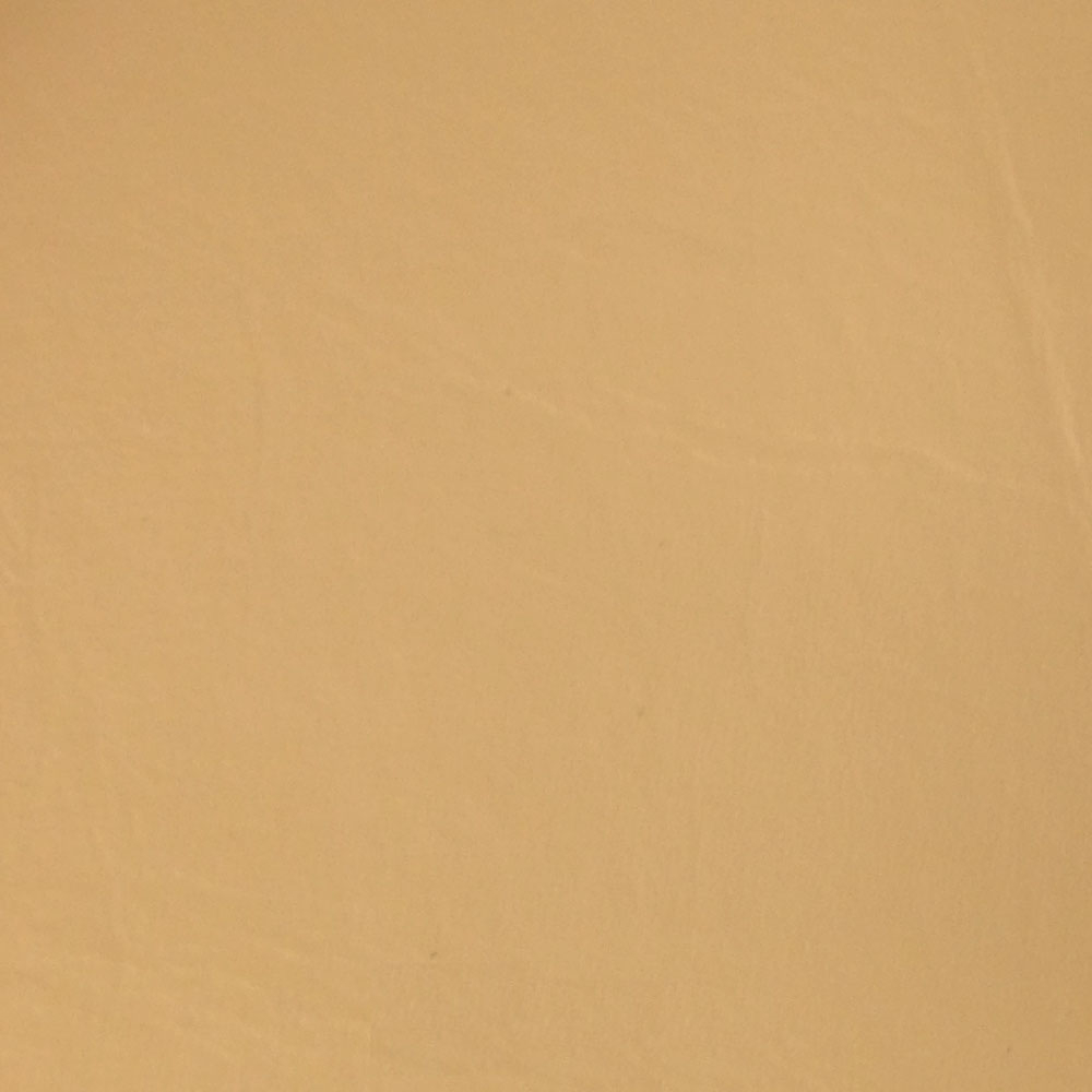 "Leather-like Vinyl Upholstery Beige 54"" Wide - By the Yard"