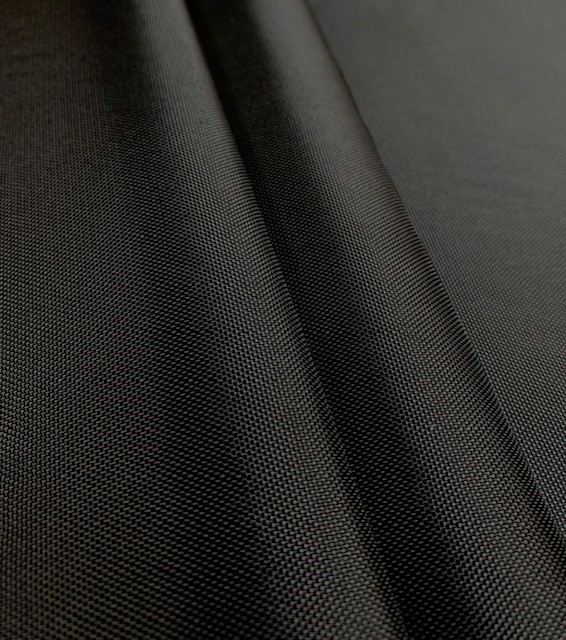 "420 Denier Nylon in Black - By The Yard (59"")"