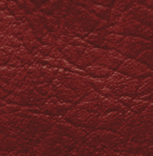 "Leather-like Vinyl Upholstery Burgundy 54"" Wide - By the Yard"