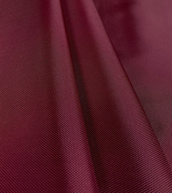 "420 Denier Nylon in Maroon - By The Yard (59"")"