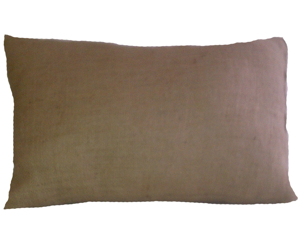 "12"" x 18"" Rectangle Burlap Pillow"