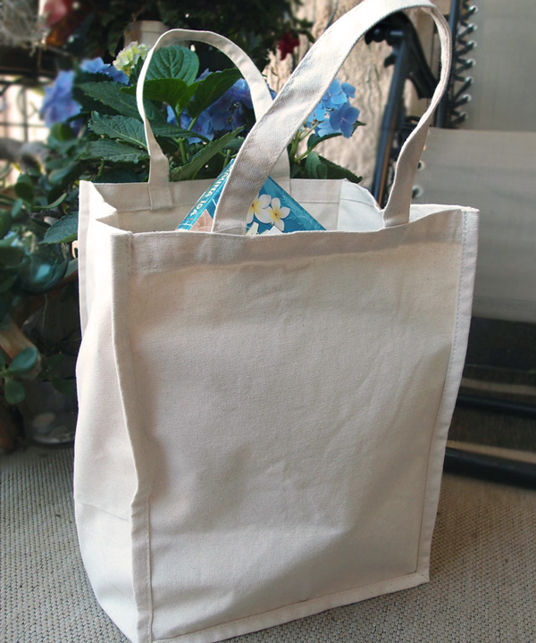 "11""x9""14"" Canvas Tote Bag"