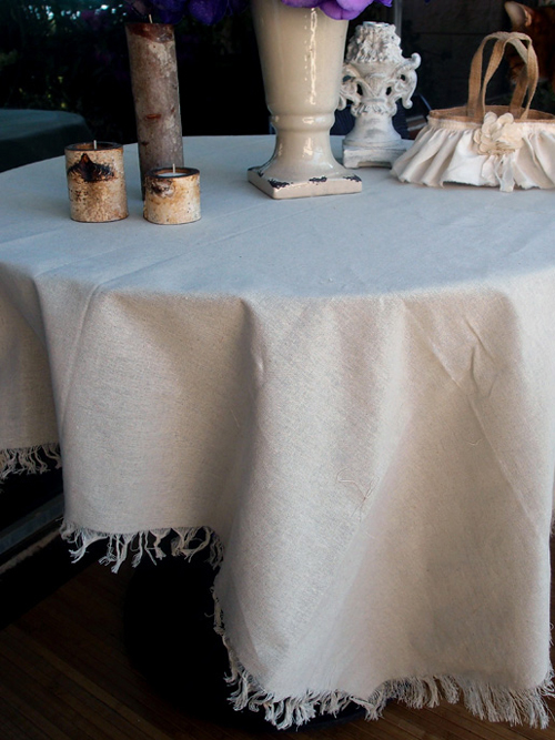Linen Table Covers