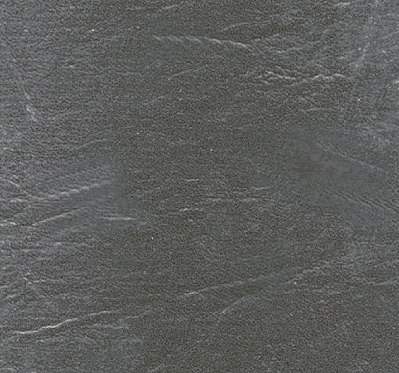 "Leather-like Vinyl Upholstery Charcoal Grey 54"" wide - Per Yard"