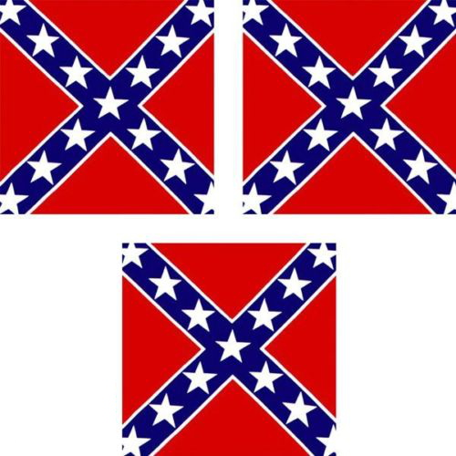 "Confederate Flag Bandanas - 22"" x 22"" Pack of 12"