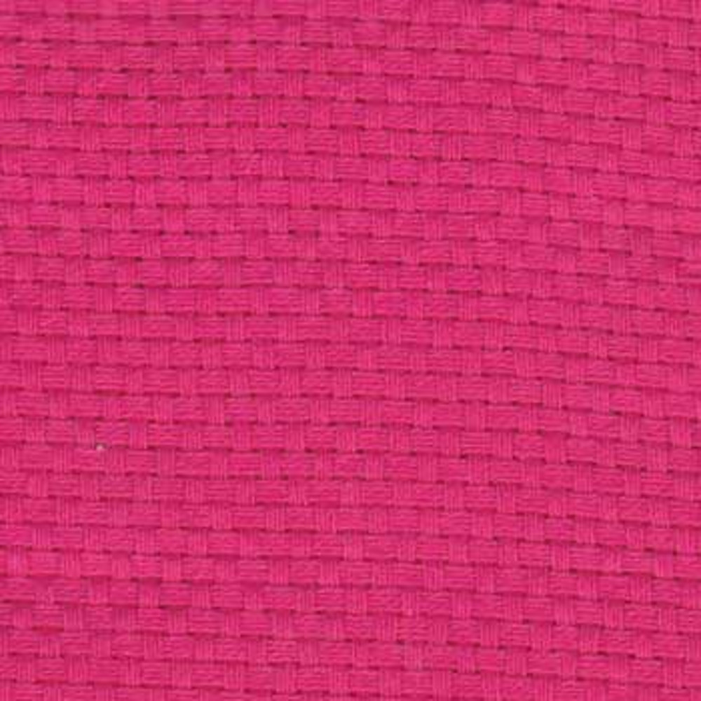Monk's Cloth in Highlighter Pink