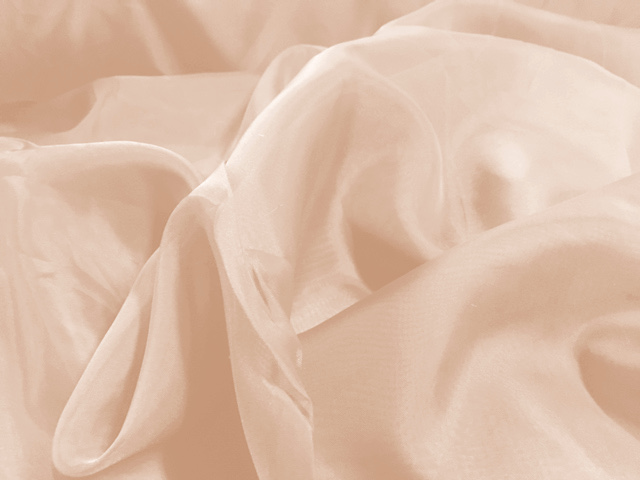 "Voile Fabric 118"" Wide in Mink - By the Yard"
