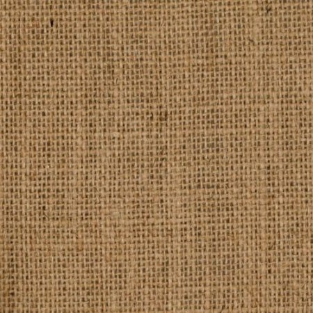 "60"" x 60"" Natural Burlap Square"