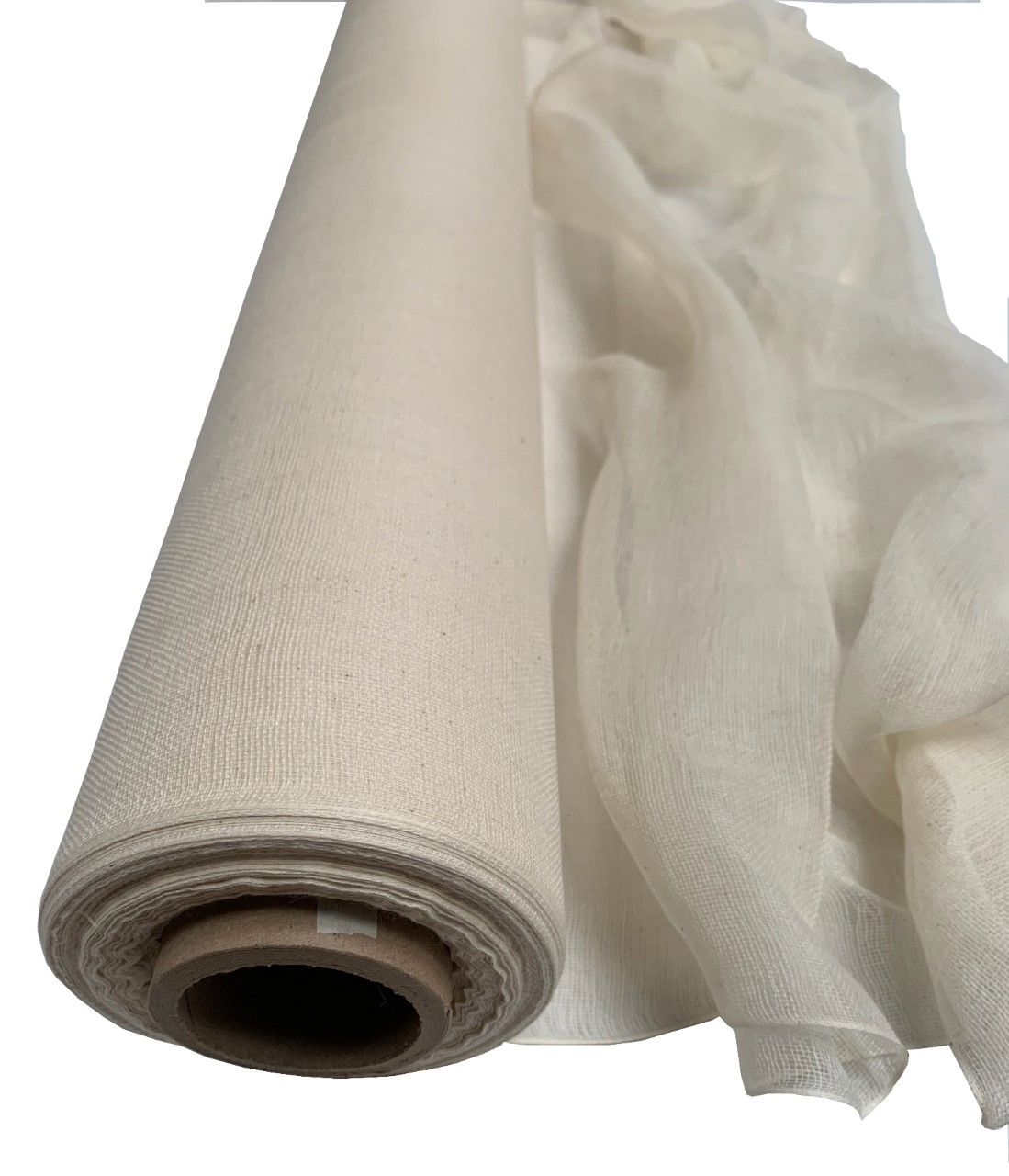"Natural Cheesecloth 36"" x 100 Yard Roll - 100% Cotton"