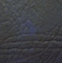 "Leather-like Vinyl Upholstery Navy 54"" Wide- By the Yard"