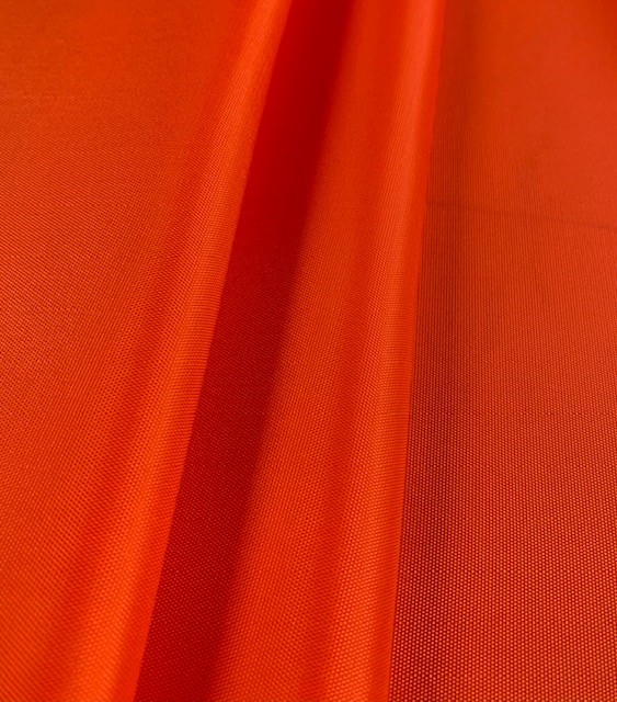 "420 Denier Nylon in Orange - By The Yard (59"")"
