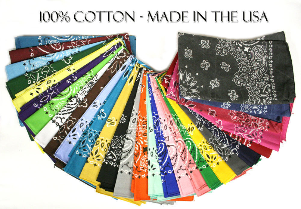 Made in the USA Paisley Assortment Pack (12pk)