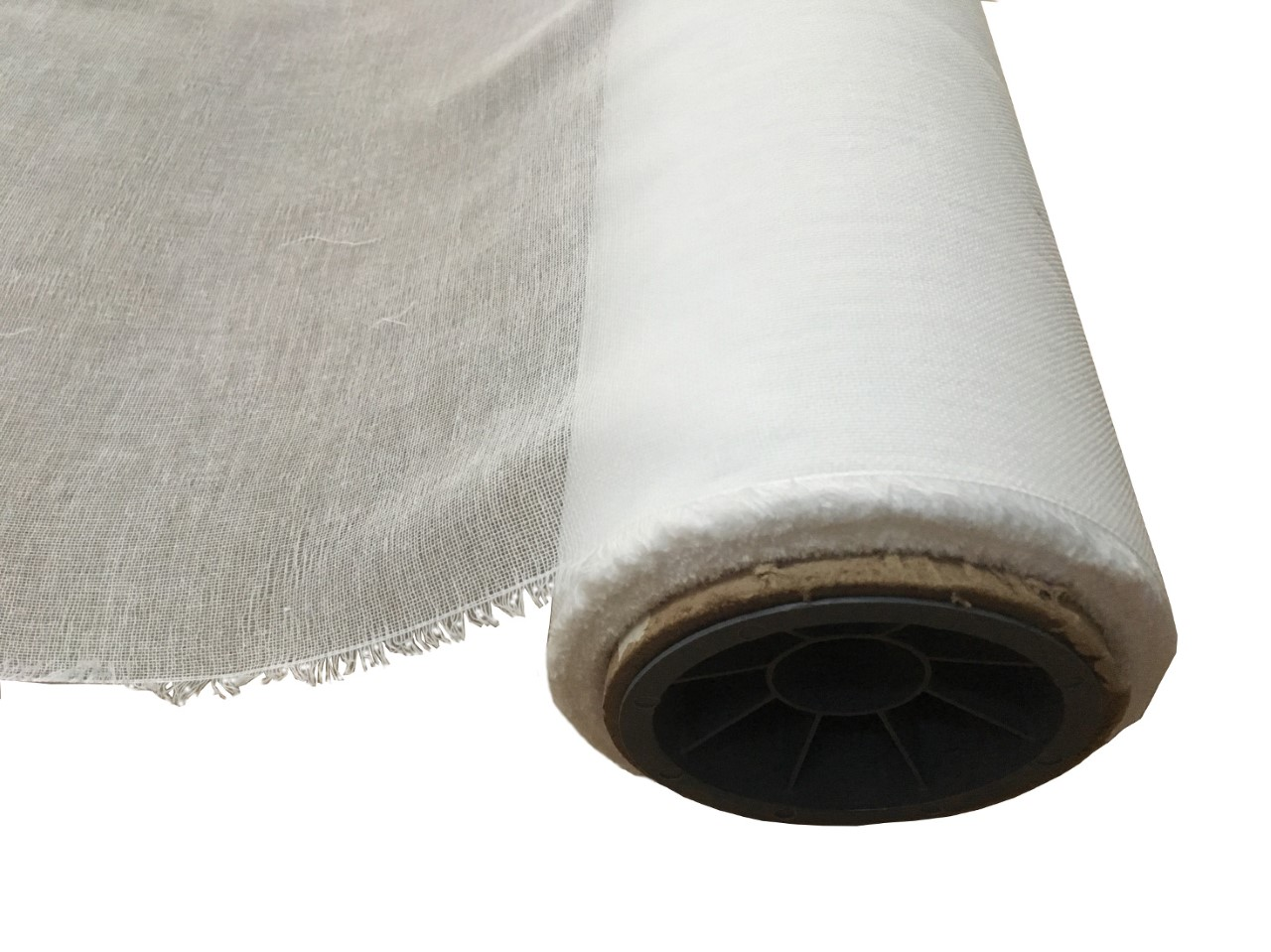 "Grade 60 Cheesecloth White 42 Yard Roll W/Core Plugs 36/38"" Wide"