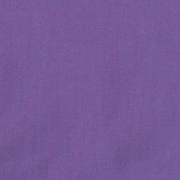 "45"" Purple Broadcloth - By the Yard"