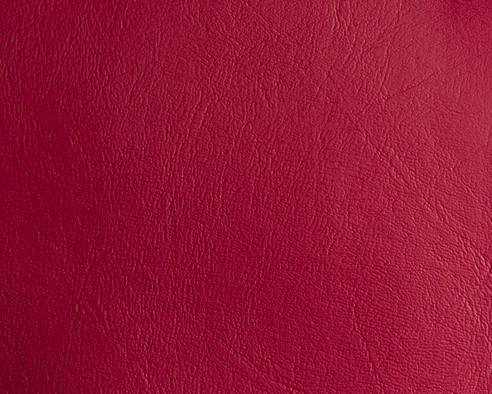 "Leather-like Vinyl Upholstery Raspberry 54"" Wide- By the Yard"