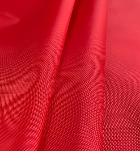 "420 Denier Nylon in Red - By The Yard (59"")"
