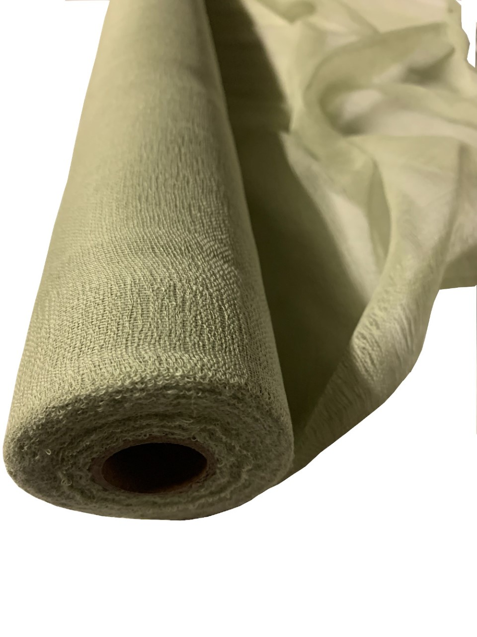 "Sage Cheesecloth 36"" x 100 Foot Roll - 100% Cotton"