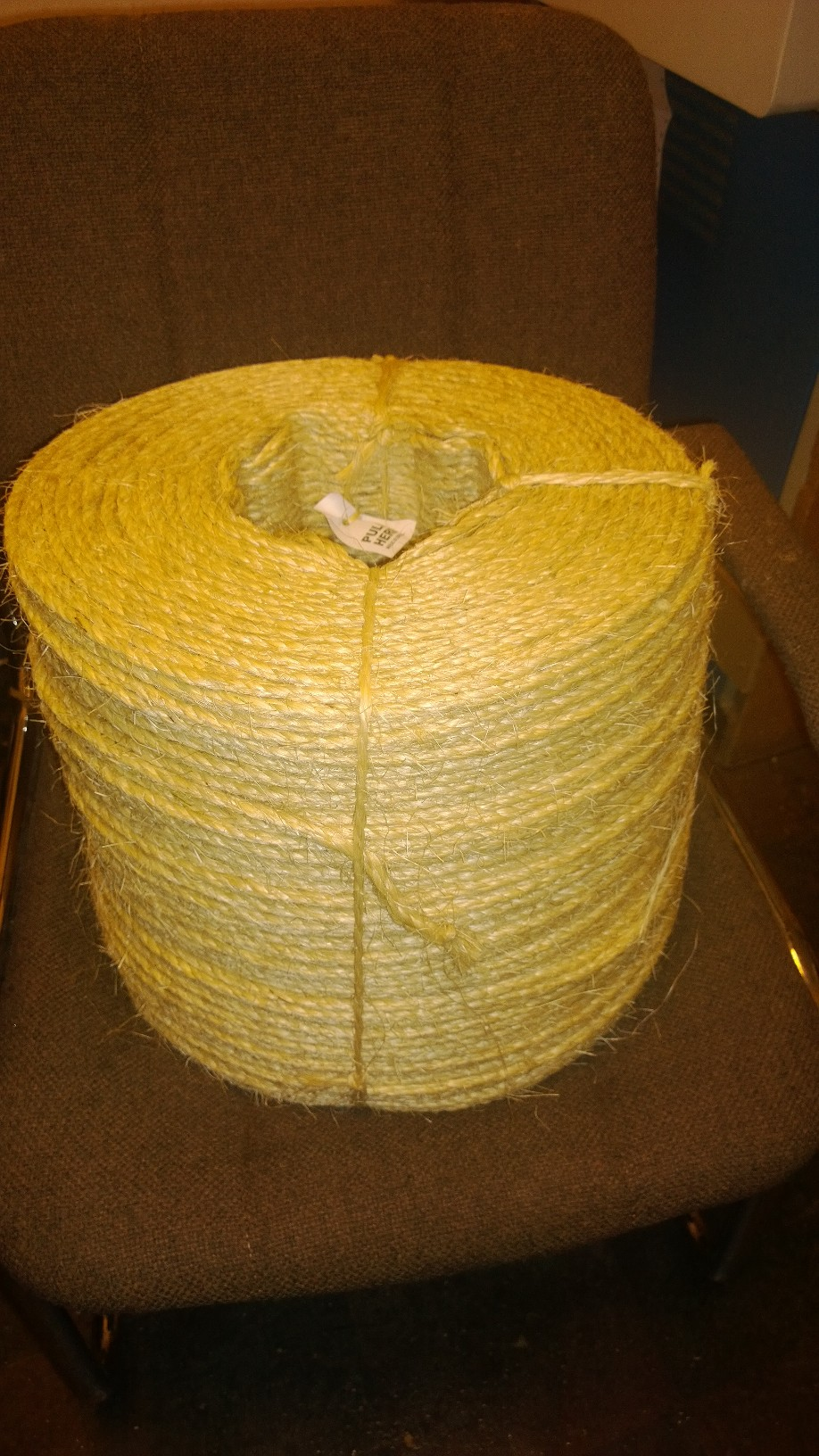 Natural Sisal Rope 1/4""