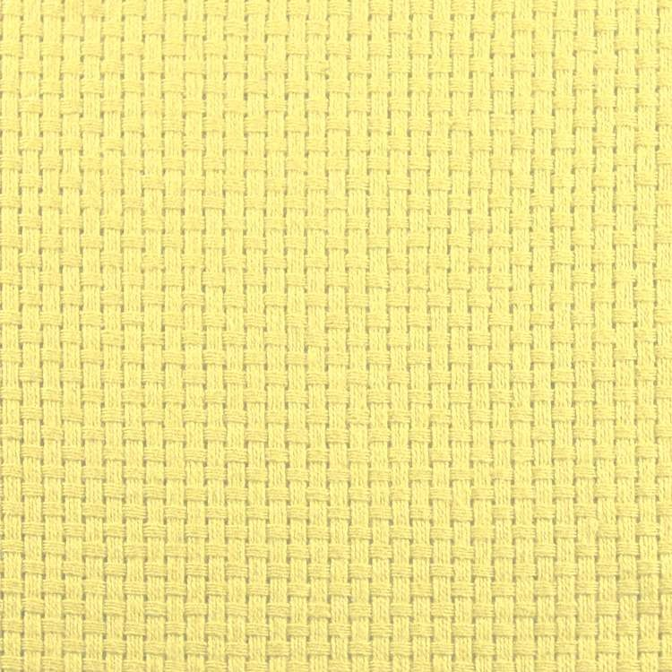 Monk's Cloth in Yellow