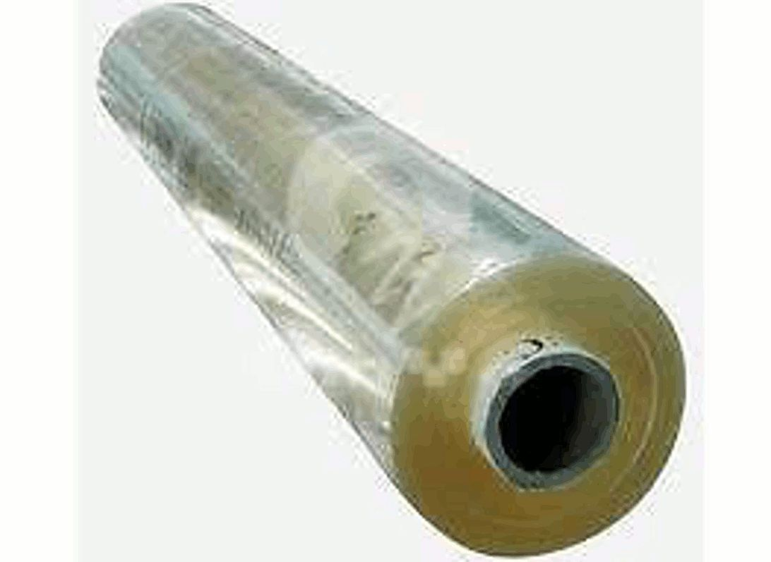 "Clear Vinyl 72""- 10 Gauge 40 yards"