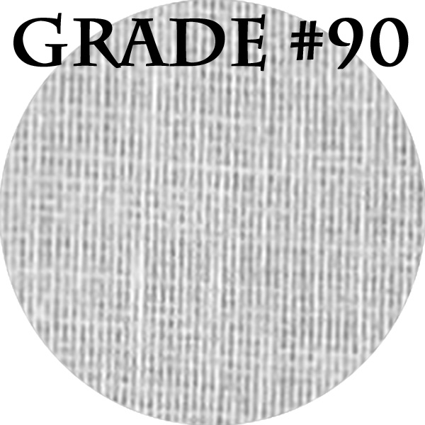 "Grade 90 Cheesecloth 18"" x 18"" Squares (100 Pack)"