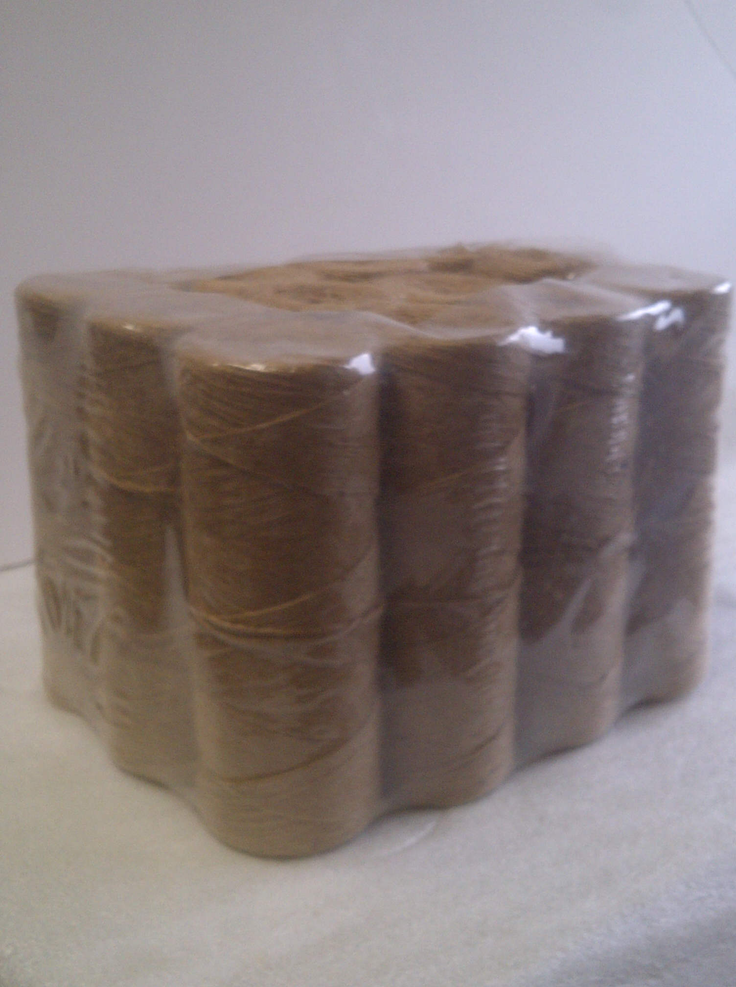1-Ply Jute Twine- 1/2lb (12 Pack)