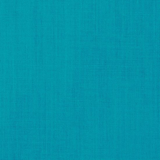 "45"" Turquoise Broadcloth - By the Yard"
